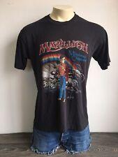 MARILLION Shirt 1985 Vtg MISPLACED CHILDHOOD Original 80s RARE! Music Band L