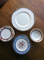 Royal Doulton Centennial Rose Fine China China 29 Pieces Dinner Service