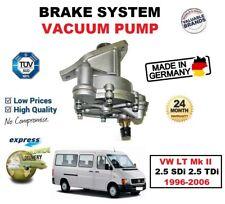 pour VW LT MK II 2.5 SDi 2.5 TDI 1996-2006 neuf système de freinage Pompe à vide