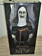 Conjuring Universe Roto Plüsch Figur The Nun Movie 46cm Puppe Nonne Mezco Toys