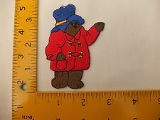 EMBROIDERED disney Paddington Bear #70 Iron On / Sew On Patch