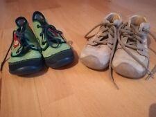 Schuhpaket 23 24 Junge, Elefanten, Rohde, Hausschuhe Sneaker, Leder, Feuerwehr