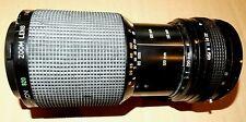KOMURA KOMURANON 820 80-200mm f4.5 ZOOM TELEPHOTO LENS Canon fit