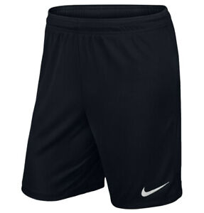 Nike Park Shorts Sporthose Badeshorts Fußball kurze Hose Gr S M L XL Schwarz neu