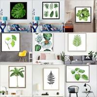 Plant DIY 5D Diamond Painting Embroidery Cross Crafts Stitch Kit Home Art Decor