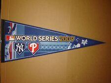 2009 World Series New York Yankees vs Philadelphia Phillies Baseball MLB Pennant