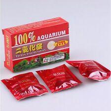 36 pastillas de co2 para plantas de acuario caja cerrada 3 sobres 12 pastillas