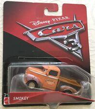 Disney Pixar Cars 3 diecast SMOKEY Brand New