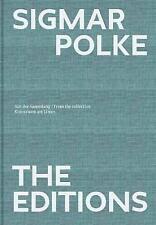 Sigmar Polke: The Editions by Polke, Sigmar -Hcover