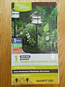 Better Homes & Gardens BH17-092-099-19 LED Pathway Light - Bronze
