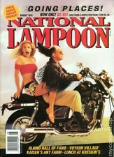 National Lampoon Magazine 246 Issues 1970-1998 in PDF format - DVD FREE SHIPPING
