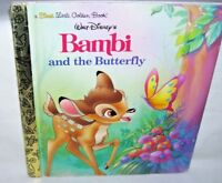 A First Little Golden Book Bambi and the Butterfly  1997