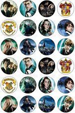 Harry Potter Eßbar Tortenbild Party Deko Muffinaufleger Cupcake dvd Geburtstag
