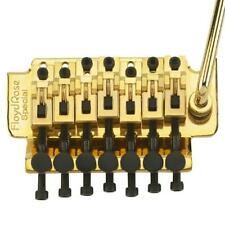 Genuine Floyd Rose Special Series 7 String Tremolo, Gold FRTSSS3000