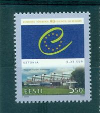 EMBLEMI - EMBLEM ESTONIA 1999 Europa Council 50th Anniversary