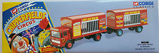 Corgi Chipperfields Circus AEC Cage Truck & Trailer 97889 NEW