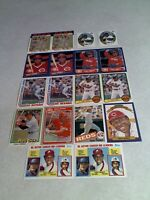*****Tony Perez*****  Lot of 55 cards.....22 DIFFERENT