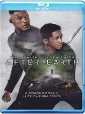 Blu Ray • After Earth WILL SMITH JADEN SMITH FANTASCIENZA ITALIANO