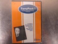 Submersible Music TerryPack 1 - Terry Bozzio Drum Loops And Samples
