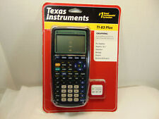 Texas Instruments TI-83 Plus Graphing Calculator New and Sealed