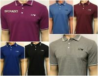 ARMANI JEANS (AJ) MEN'S - SHORT SLEEVE POLO SHIRT!!!