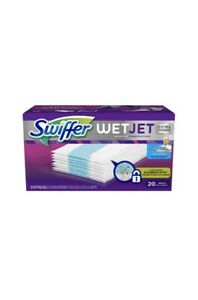 Swiffer Extra Power Magic Eraser Wet Jet Mopping Cleaner Pads Refills 20ct Box