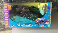 1996#VINTAGE GALOOB Jonny Quest Action Figures  CYBER COPTER with Figure