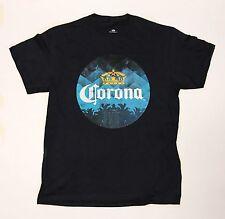 22173009e727 Corona - Men s Medium Navy Blue T-Shirt Graphic Tee