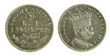 pcc2029_5) ERITREA Regno Umberto I (1878-1900) - 1 Lira 1891