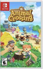Animal Crossing: New Horizons - Nintendo Switch - Brand New Sealed