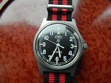 CWC Watch. Army Issue 2006. Excellent état. (Militaire Britannique W10 watch)