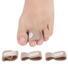 4pcs/lot Toe Finger Straightener Hammer Hallux Valgus Corrector Separator Splint