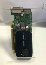NVIDIA Quadro 600 1GB Graphics Card PCIE DP DVI *** FULLY TESTED AND WORKING ***