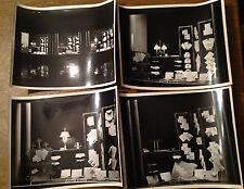4 RARE c1940s Flint & Kent Store Buffalo NY Window Display ORIGINAL Photographs