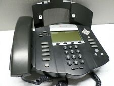 Polycom Soundpoint Ip 550 Ip550 Sip 2201 12550 001 Phone With Stand Amp Handset
