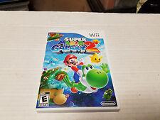 Wii Super Mario Galaxy 2 Complete USED