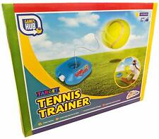 Target Tennis Trainer Ball Swinging Elasticated Ball & Base Outdoor Garden Game