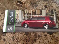 2014 Scion xB 8-page Original Sales Brochure