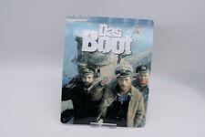 DAS BOOT - Glossy Bluray Steelbook Magnet Cover NOT LENTICULAR