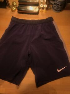 Nike Dry-Fit Purple Shorts size M Immaculate