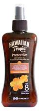 Genuine Hawaiian Tropic Protective Dry Spray Sun Oil SPF 8 [ 1 x 200ml ]