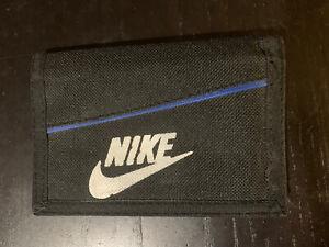 Black Nike wallet
