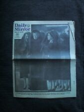 Daily Mirror Newspaper Feb 12 1952 King George VI Death Family Group Three Queen