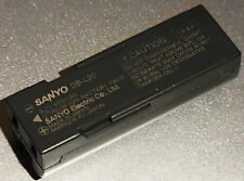 Akku Sanyo DB-L30 = NP700 95% Kapazität gemessen mit CADEX-Battery-Analyzer