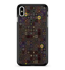 Astonishing Detailed Artistic Colourful Patterned Wall 2D Phone Case Cover