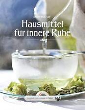 Das große kleine Buch: Hausmittel für innere Ruhe von Karin Buchart (2016,...