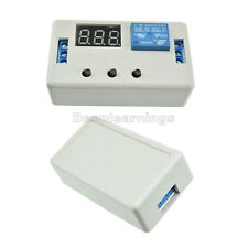 12V LED Automation Delay Timer Control Switch Relay Module with case NEW
