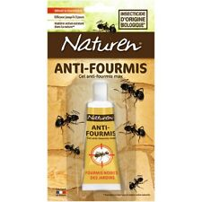 ANTI FOURMIS NOIR JAUNE ROUGE TUBE 30G NATUREN FERTILIGENE