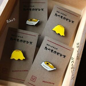 Pobot's Animal Sweets Pins 2 Pieces Set