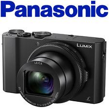 Panasonic LUMIX DMC-LX10 20.1MP Digital Camera - Black (Kit w/ 24-72mm Lens)